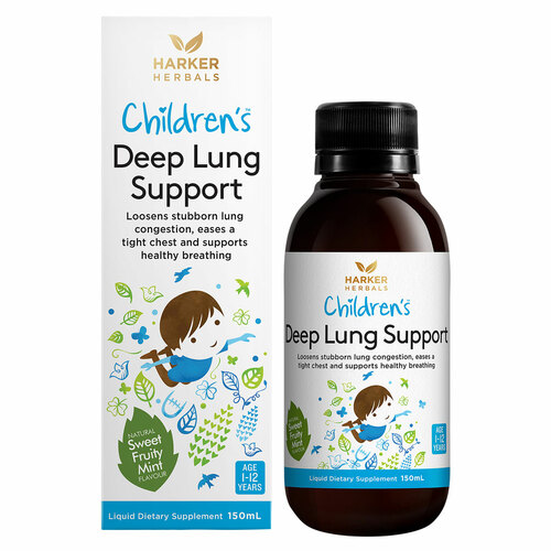 Childrens Deep Lung Support