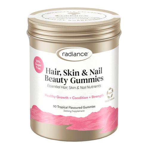 Hair & Nails Beauty Gummies