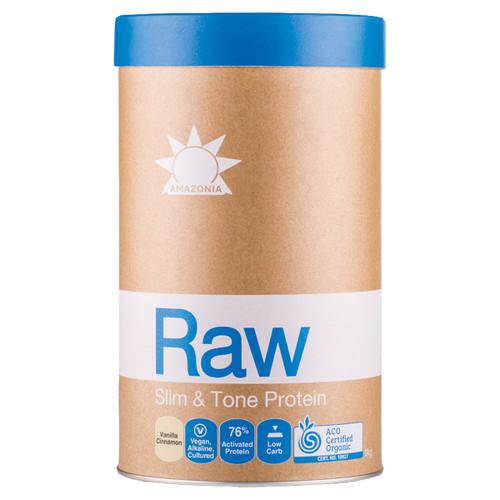 Raw Slim & Tone Protein - Vanilla & Cinnamon