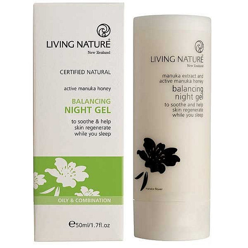 Balancing Night Gel