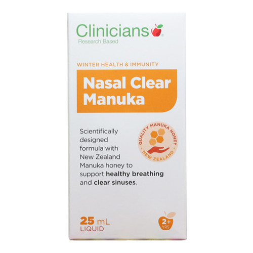 Nasal Clear Manuka