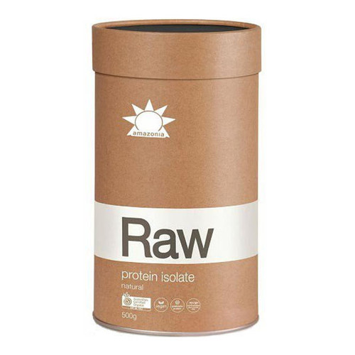 Raw Protein Isolate - Natural