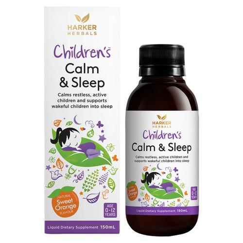 Children's Calm & Sleep