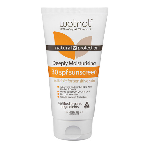 Natural Family Sunscreen SPF 30+