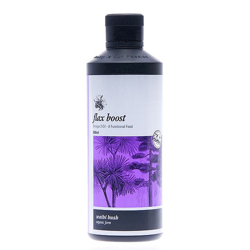 Organic Flax Boost Liquid