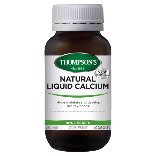 Natural Liquid Calcium