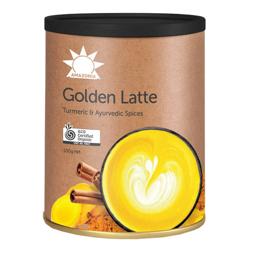 Golden Latte Turmeric & Ayurvedic Spices