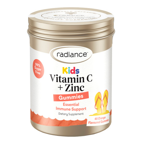 Kids Gummies - Vitamin C & Zinc
