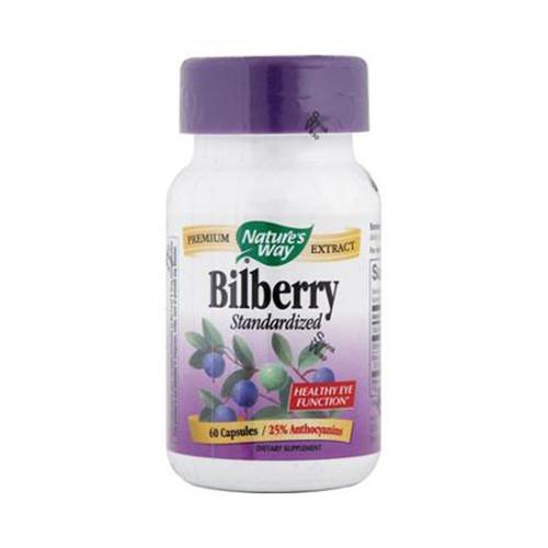 Bilberry 80mg standardised