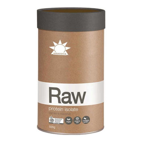 Raw Protein Isolate - Cacao & Coconut