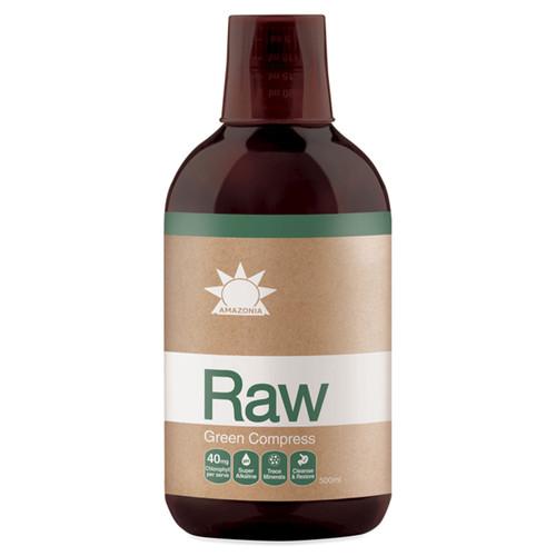 Raw Green Compress Liquid