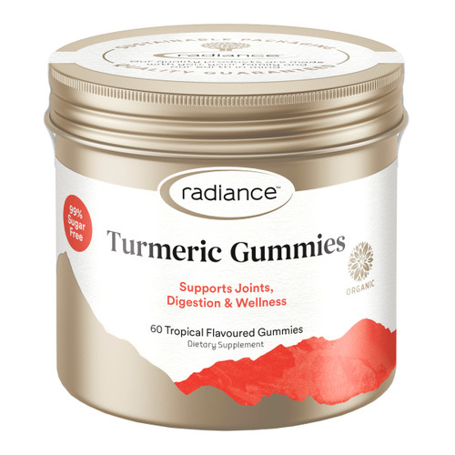 Sugar Free Turmeric Gummies For Adults