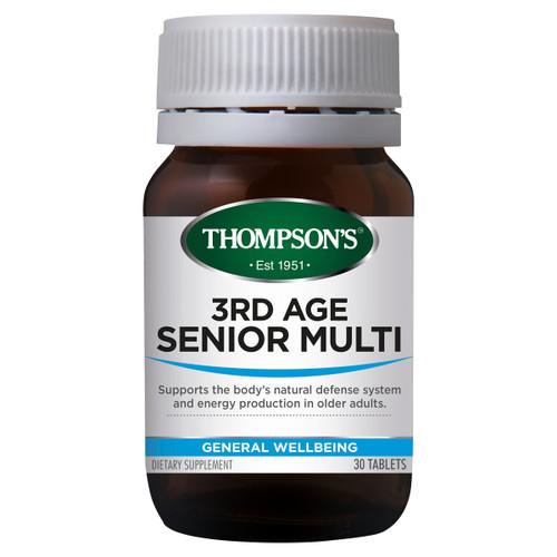 3rd Age Senior Multi
