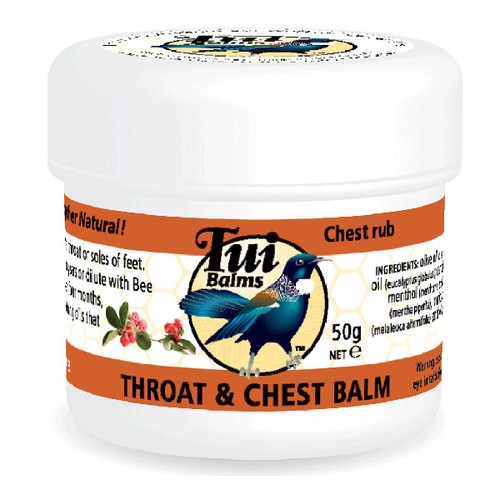 Throat & Chest Balm