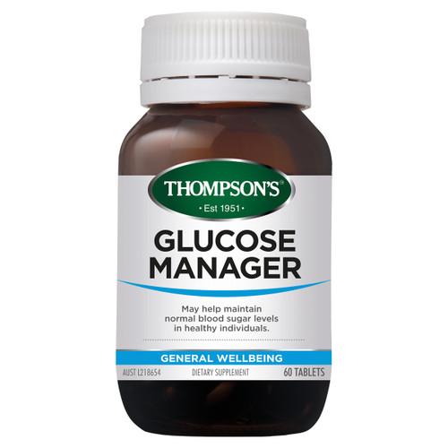 Glucose Manager