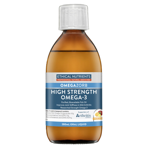 OmegaZorb High Strength Omega-3