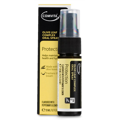 Olive Leaf Complex - Oral Spray