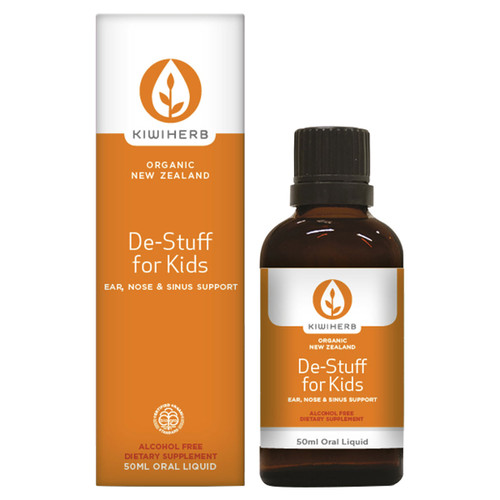 De-Stuff For Kids - Ear Nose & Sinus Support