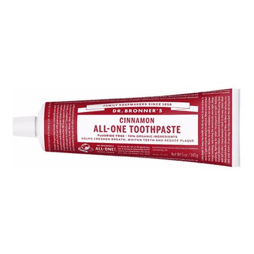 Cinnamon Toothpaste