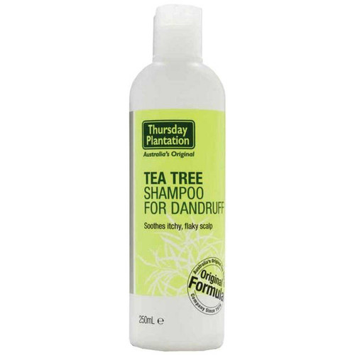 Tea Tree Shampoo for Dandruff