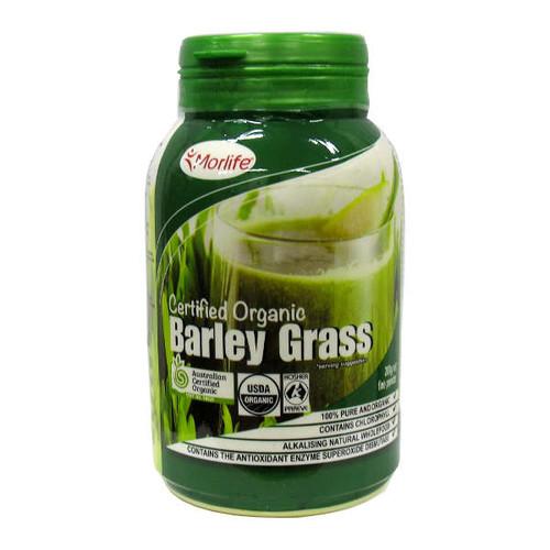 Barley Grass Powder - Natural Wholefood