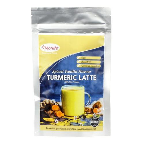 Turmeric Latte - Spiced Vanilla