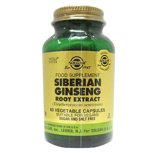 Ginseng (Siberian) Root Extract