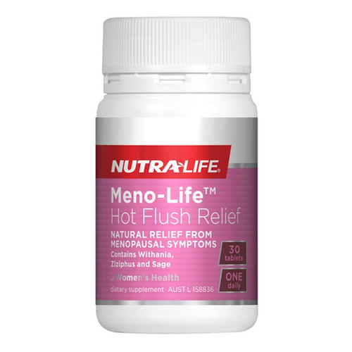 Meno-Life - Hot Flush Relief
