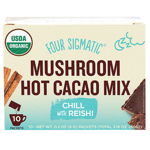 Mushroom Hot Cacao Mix - Chill
