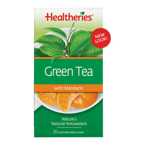 Green Tea with Mandarin