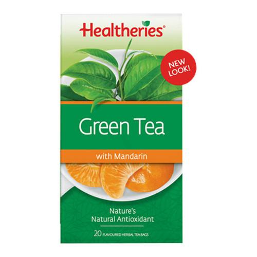 Green Tea with Mandarin