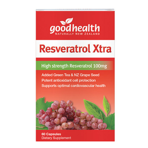 Resveratrol Xtra