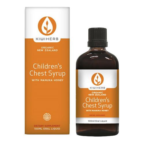 Children's Chest Syrup