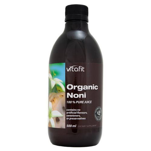 Organic Noni Juice - 100% Pure