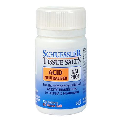 NAT PHOS - Acid Neutraliser Tablets