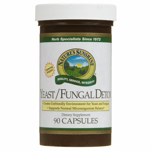 Yeast / Fungal Detox