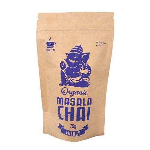 Organic Loose Leaf Tea Masala