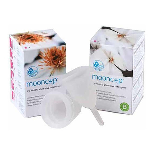 Mooncup - Smarter Sanitary Protection