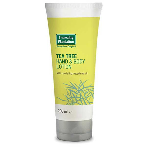 Tea Tree Hand and Body Lotion