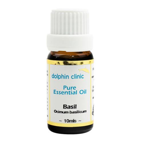 Basil - Pure Essential Oil