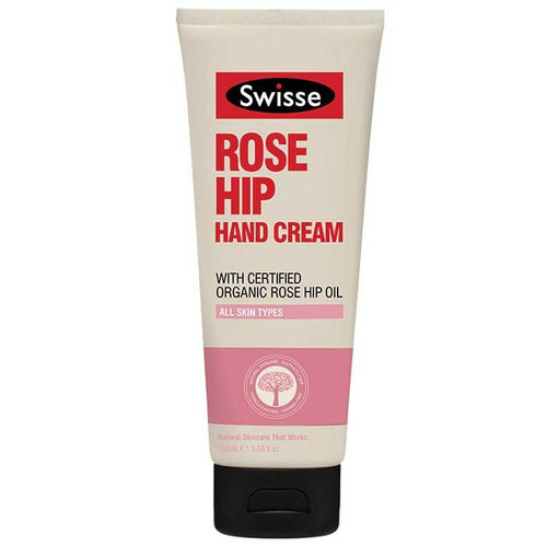 Rose Hip Hand Cream