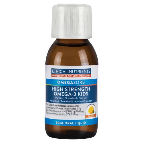 OmegaZorb High Strength Omega-3 Kids