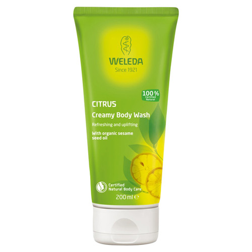 Citrus Creamy Body Wash