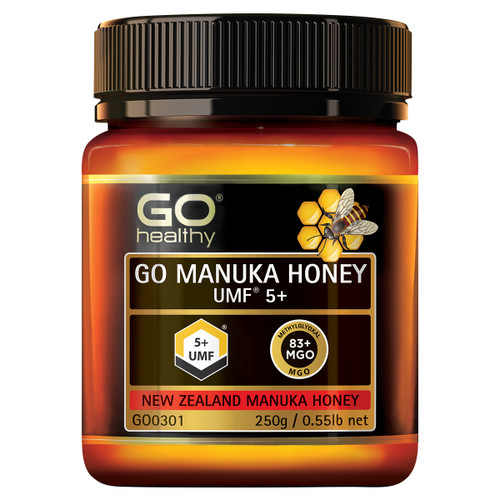 Go Manuka Honey UMF5+ (MGO 80+)