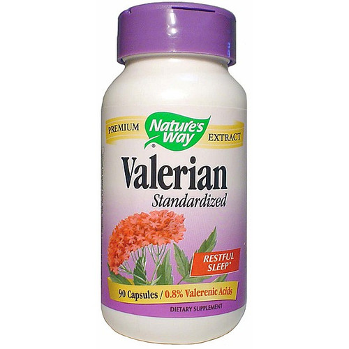 Valerian standardised