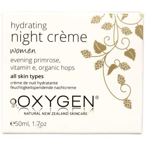Hydrating Night Cream - Women