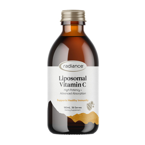 Liposomal Vitamin C - Supplement