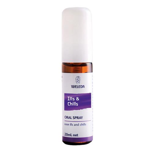 Ills & Chills Oral Spray