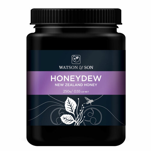 New Zealand Honeydew Honey