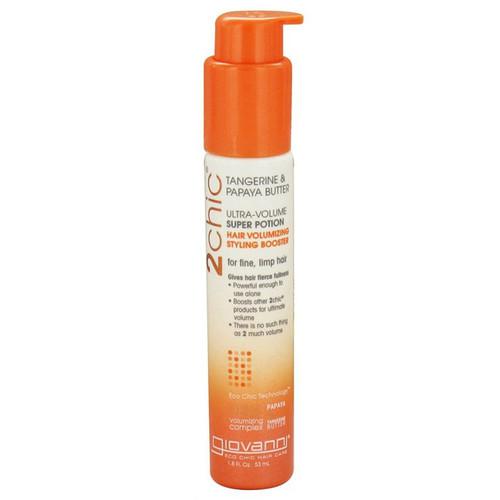 Ultra-Volume Super Potion Styling Booster Tangerine & Papaya